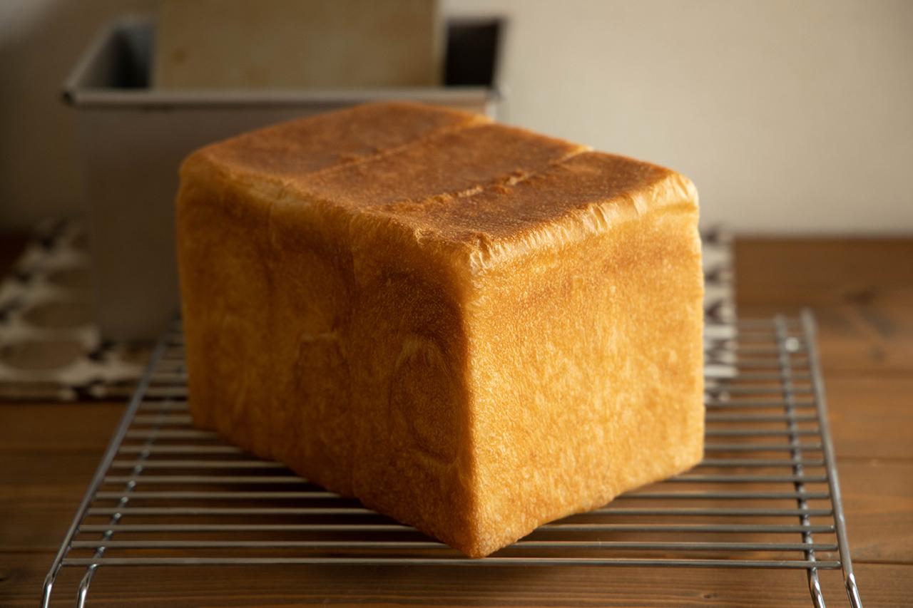 ホシノ酵母で角食パン